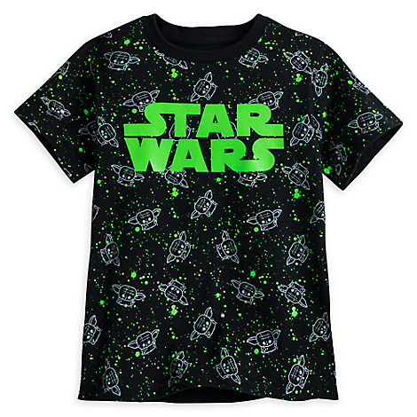 Yoda Cuties Tee for Boys - Star Wars