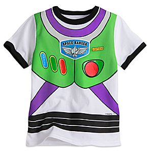 Buzz Lightyear Costume Tee for Boys