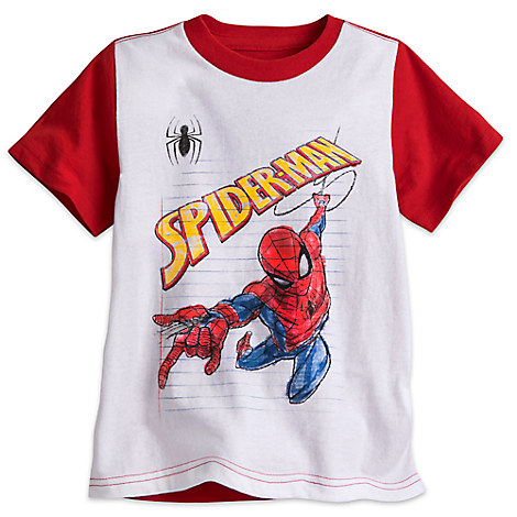 Spider-Man ''Action'' Tee for Boys