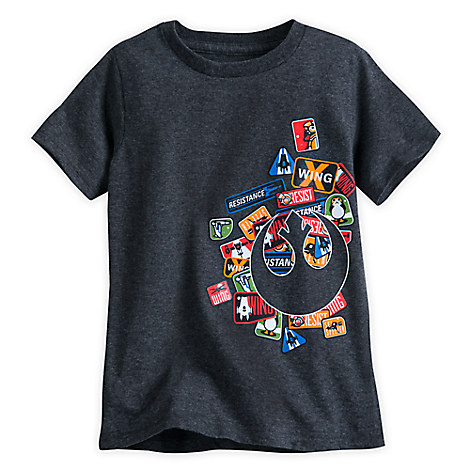 Resistance Hero T-Shirt for Kids - Star Wars: The Last Jedi