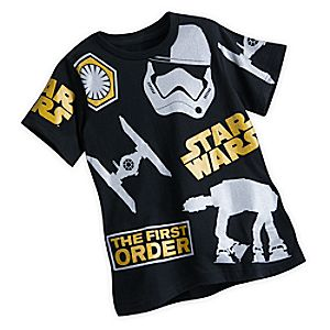 The First Order T-Shirt for Kids – Star Wars: The Last Jedi