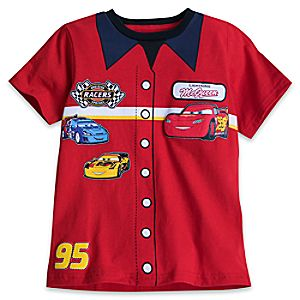 Cars Mechanic's Shirt T-Shirt for Boys