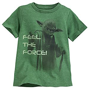 Yoda ''Force'' T-Shirt for Kids