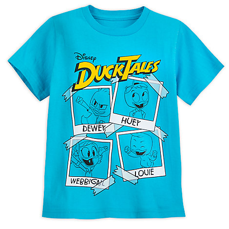 DuckTales T-Shirt for Kids