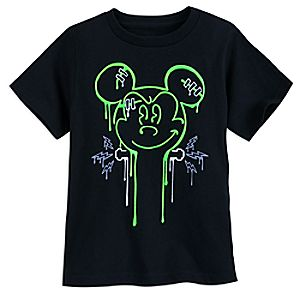 Mickey Mouse Halloween T-Shirt for Kids