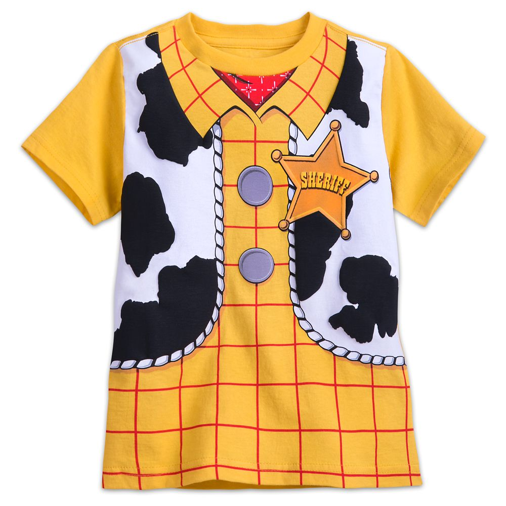 Woody Costume T-Shirt for Kids