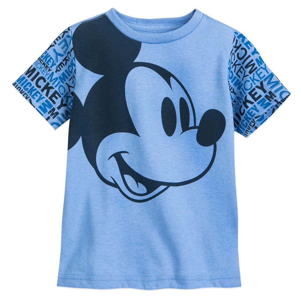 Mickey Mouse T-Shirt for Boys Official shopDisney
