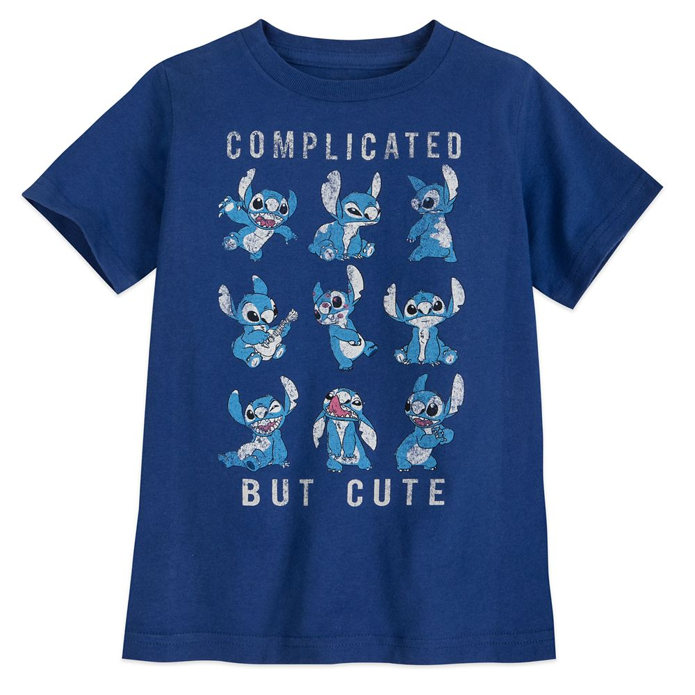 Stitch T-Shirt for Boys
