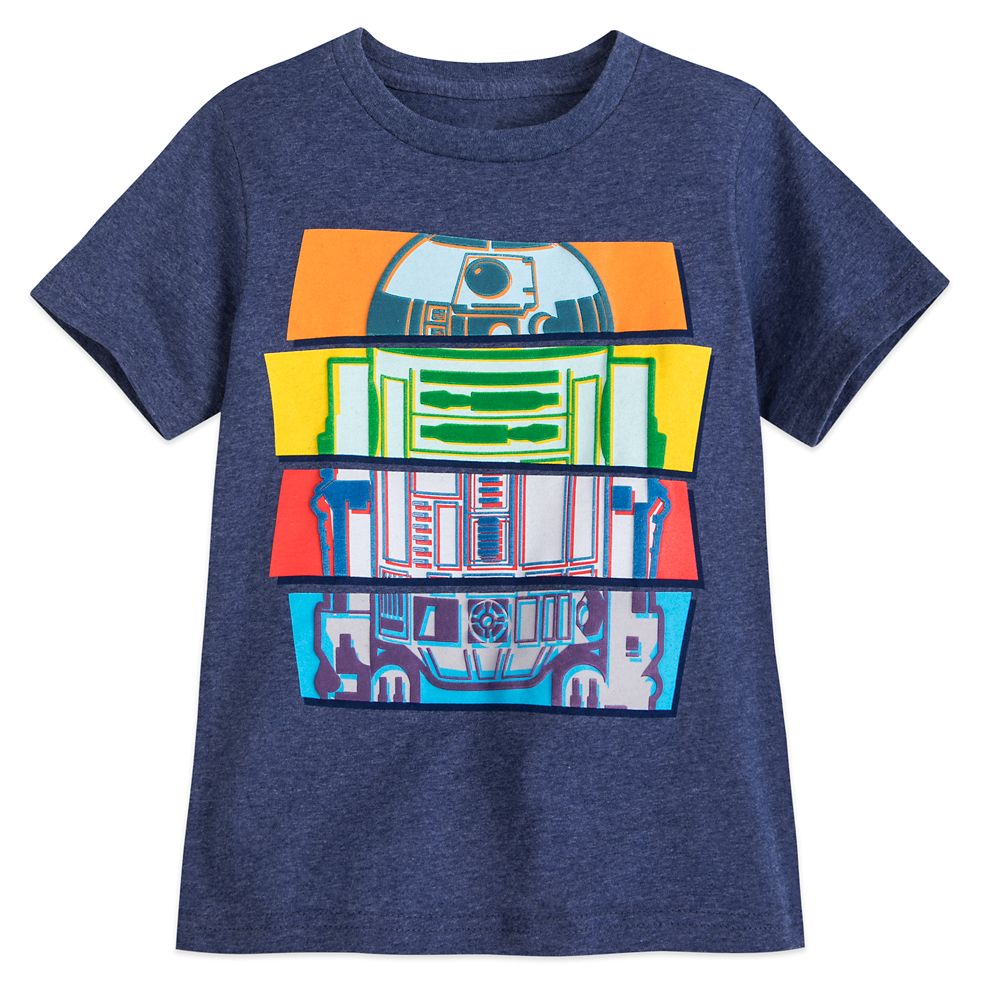 R2-D2 T-Shirt for Boys – Star Wars