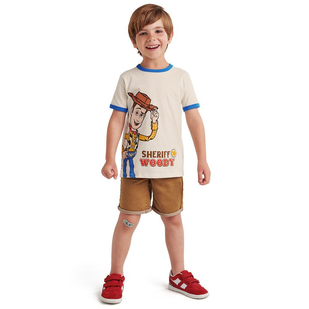Sheriff Woody T-Shirt for Boys