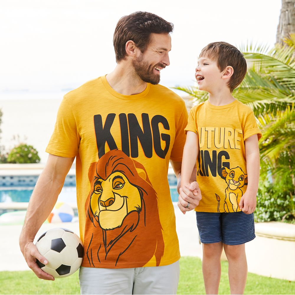 Simba T-Shirt for Boys – The Lion King