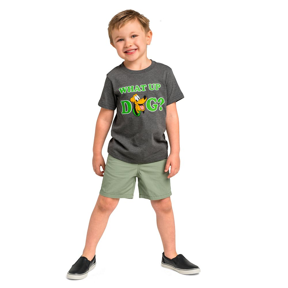 Pluto T-Shirt for Boys