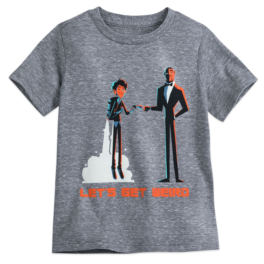 Lance and Walter T-Shirt for Boys – Spies in Disguise