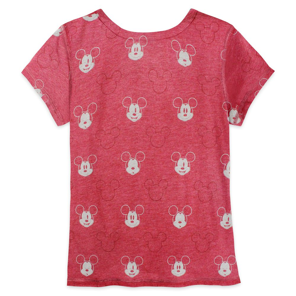 Mickey Mouse Allover T-Shirt for Kids – Sensory Friendly