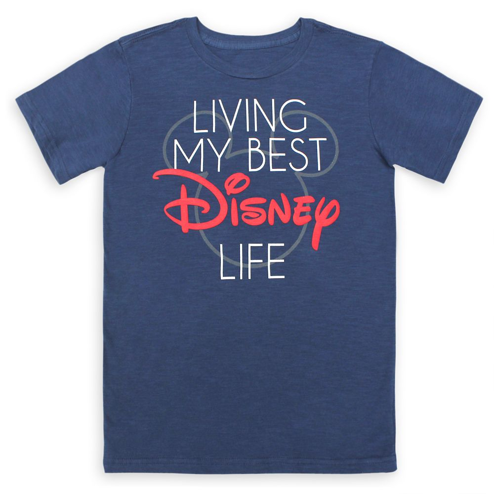 Disney Logo T-Shirt for Kids