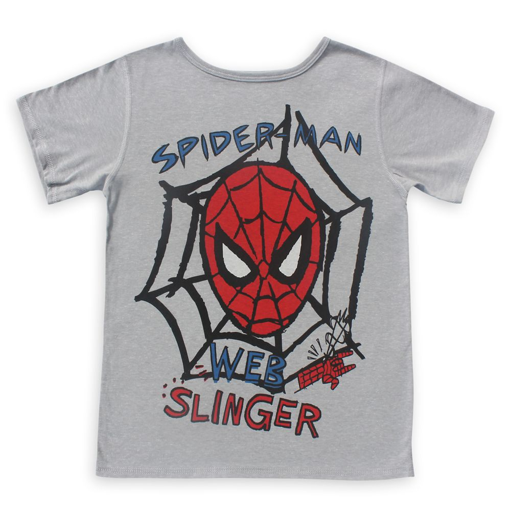 Spider-Man T-Shirt for Kids – Sensory Friendly