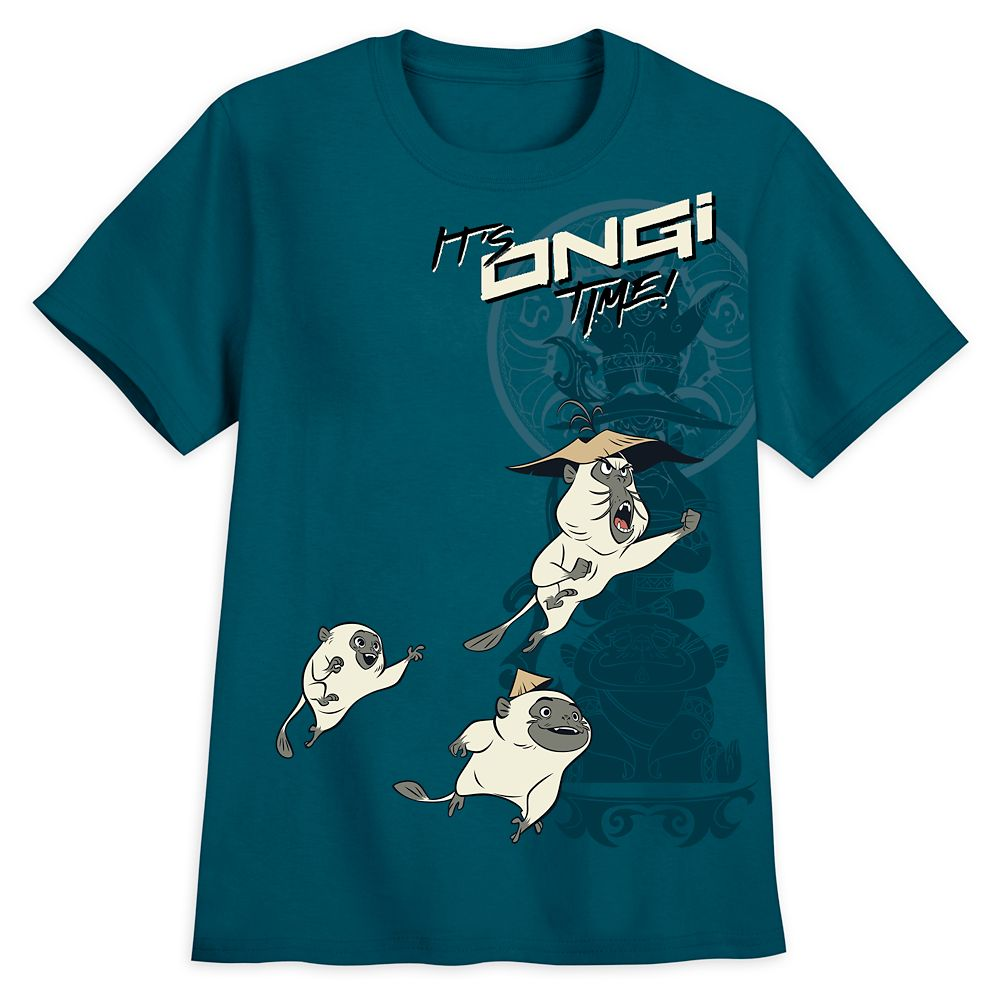 Ongis T-Shirt for Boys – Disney Raya and the Last Dragon