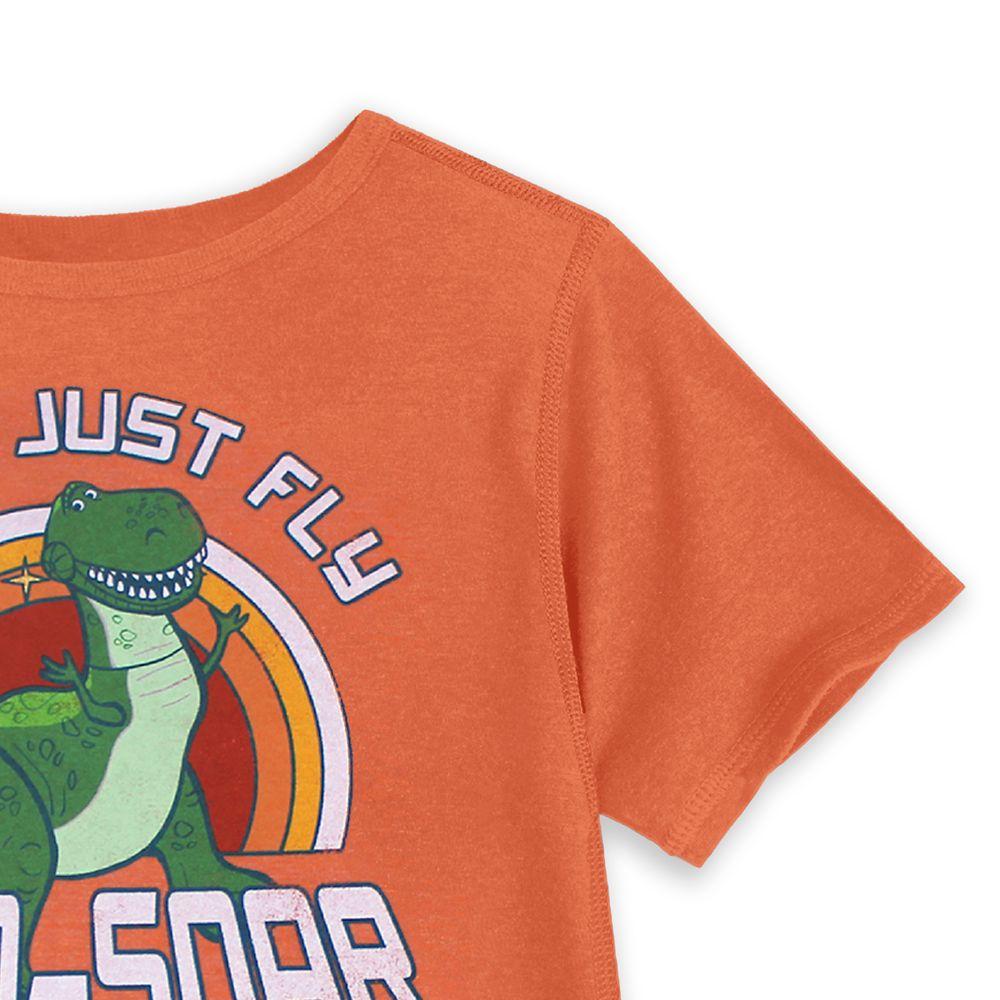 Rex T-Shirt for Boys – Toy Story – Sensory Friendly