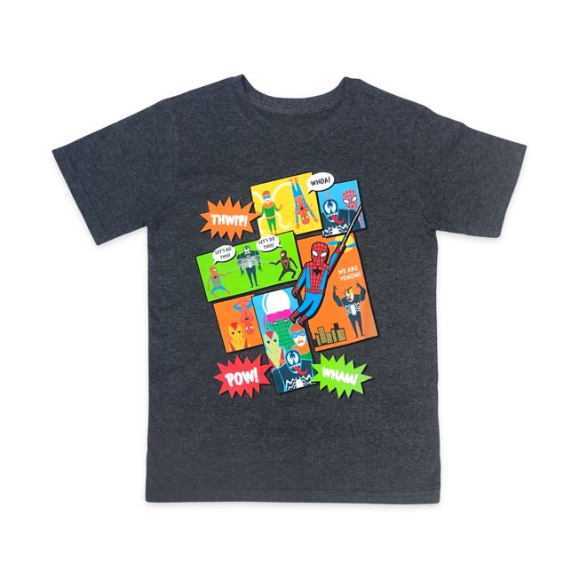 Spider-Man and Villains T-Shirt for Kids
