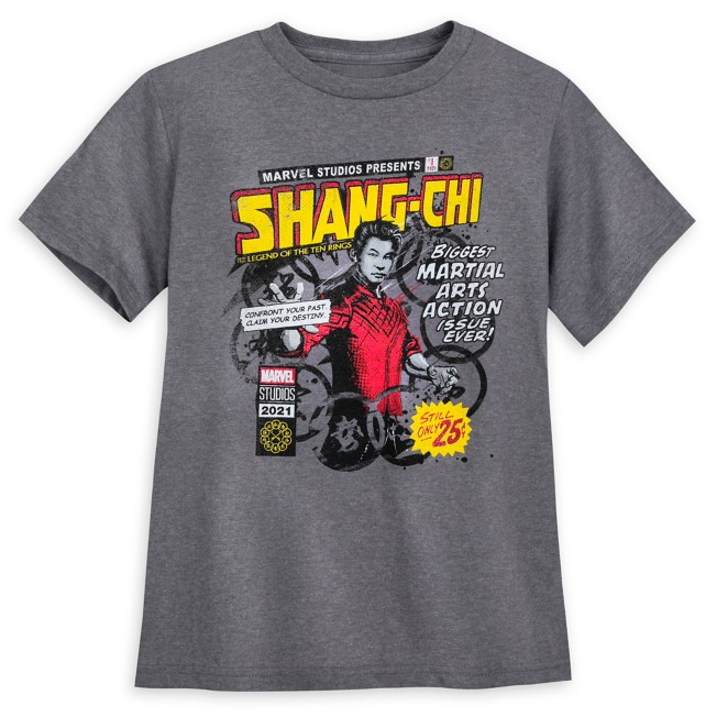 Shang-Chi and the Legend of the Ten Rings T-Shirt for Kids
