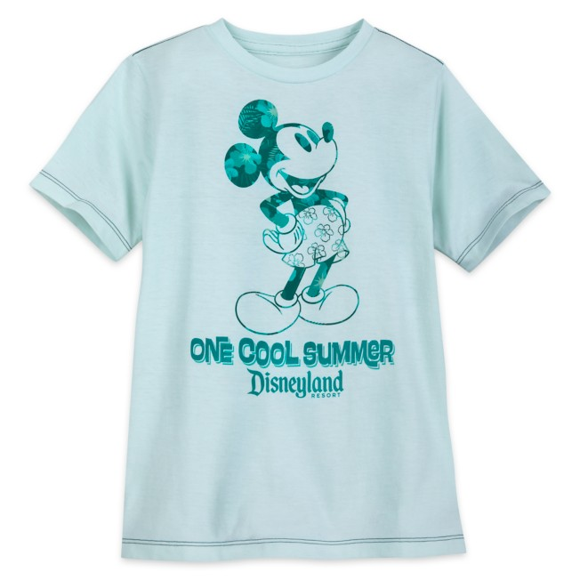Mickey Mouse Tropical T-Shirt for Kids – Disneyland