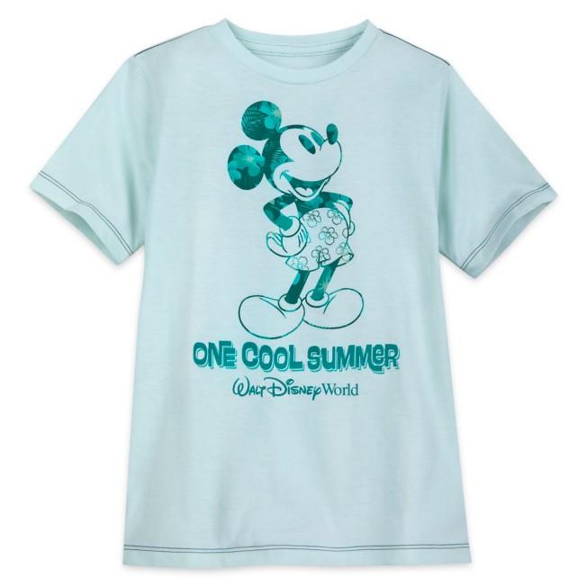 Mickey Mouse Tropical T-Shirt for Kids – Walt Disney World