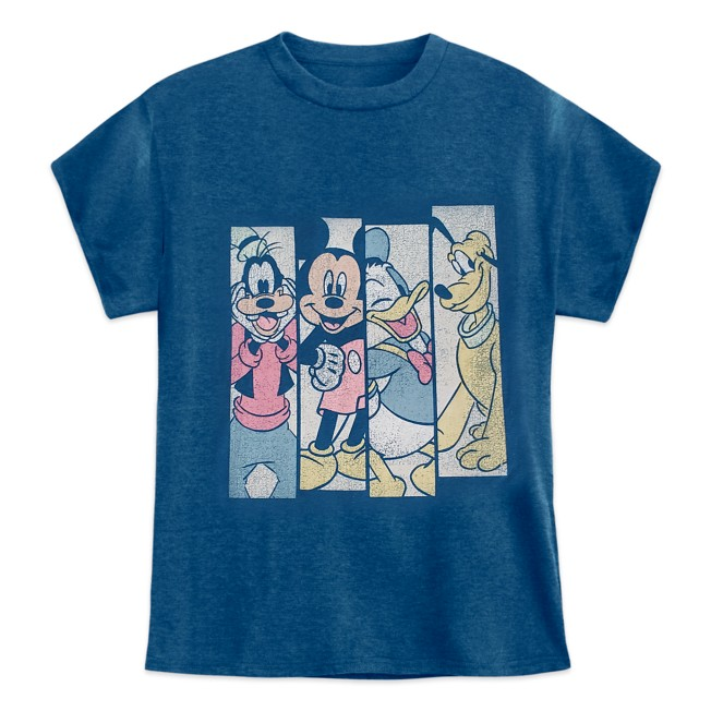 Mickey Mouse and Friends T-Shirt for Kids – Sensory Friendly