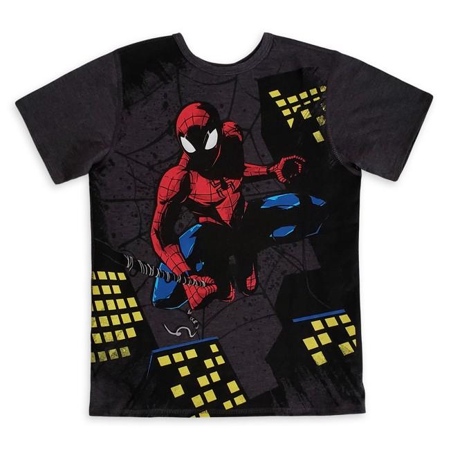 Spider-Man T-Shirt for Kids – Sensory Friendly