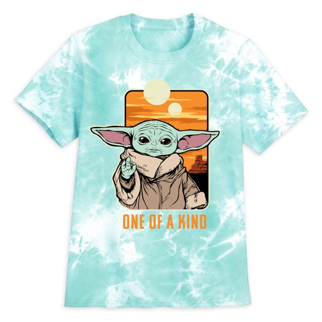 The Child Tie-Dye T-Shirt for Kids – Star Wars: The Mandalorian