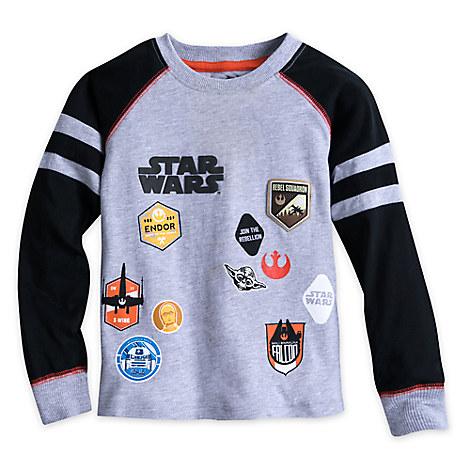 Star Wars Long Sleeve T-Shirt for Boys