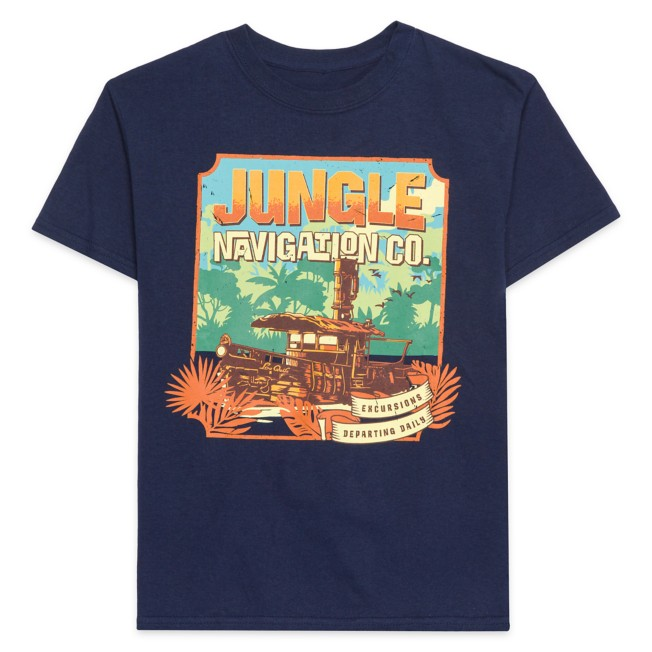 Jungle Navigation Co. T-Shirt for Kids – Jungle Cruise Film