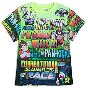 Wreck-It Ralph and Vanellope T-Shirt for Kids - Ralph Breaks the Internet