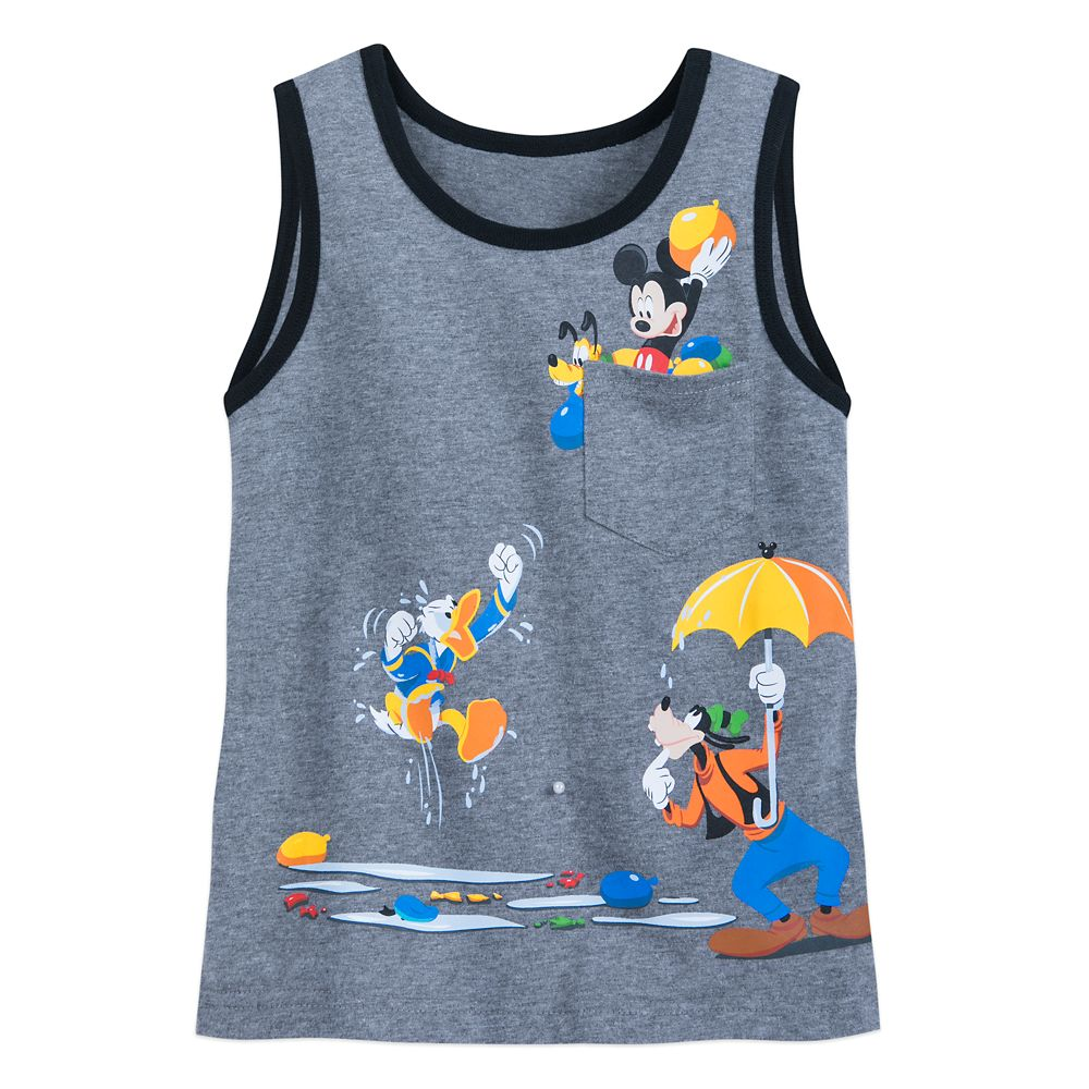 Mickey Mouse and Friends Tank Top for Boys