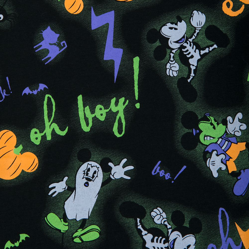 Mickey Mouse Halloween T-Shirt for Boys