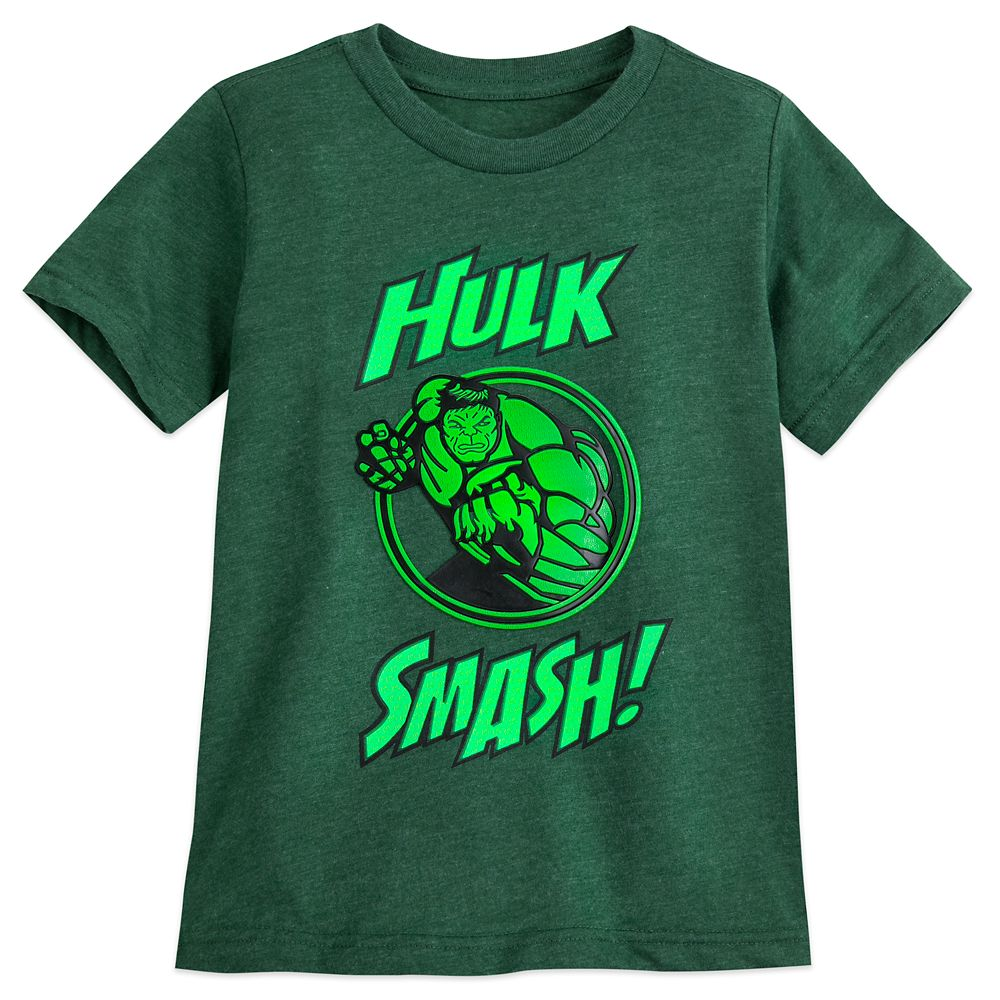 Hulk T-Shirt for Boys