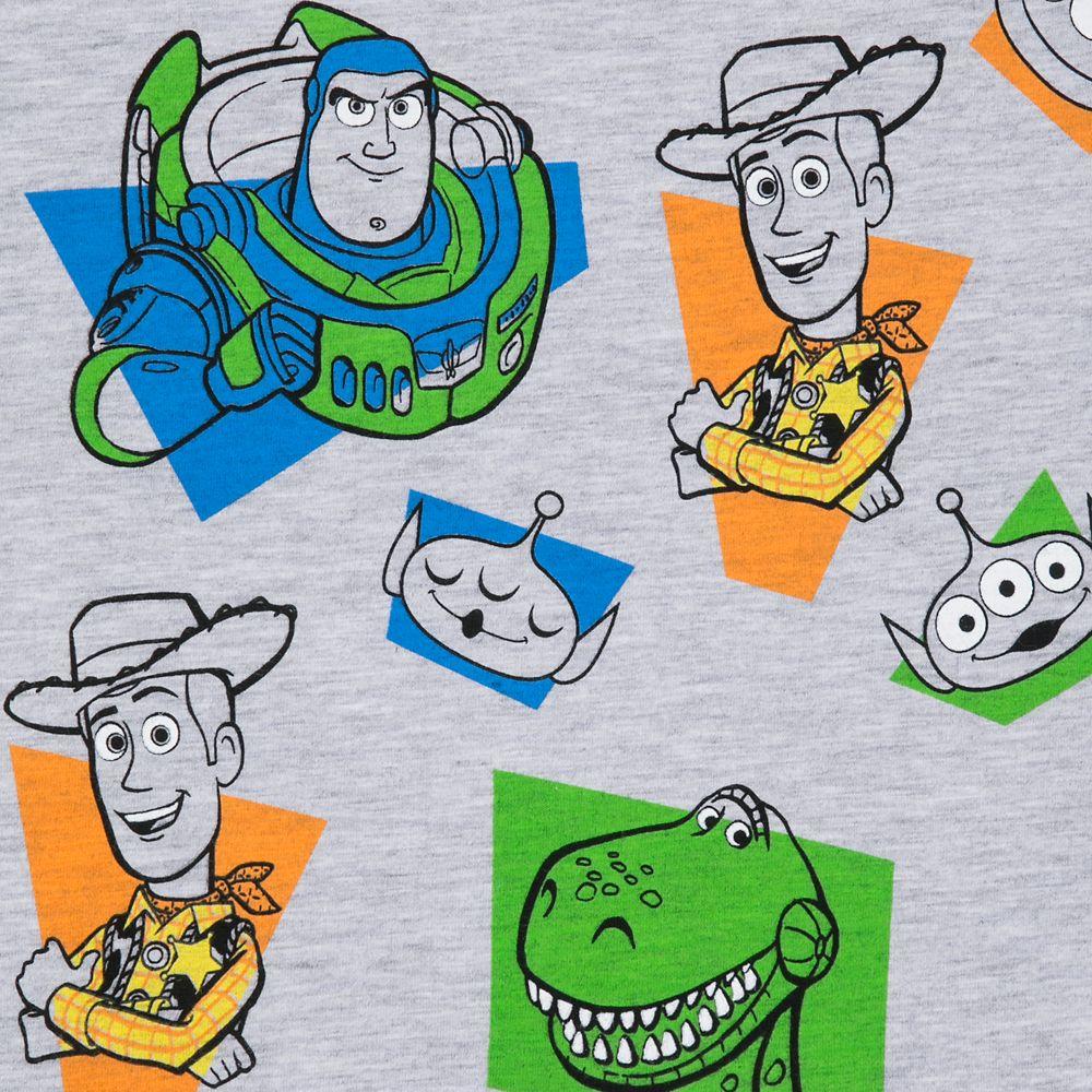 Toy Story Ringer T-Shirt for Boys
