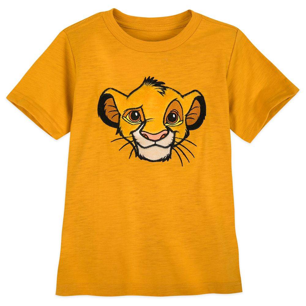 Simba Fashion Tee for Boys – The Lion King