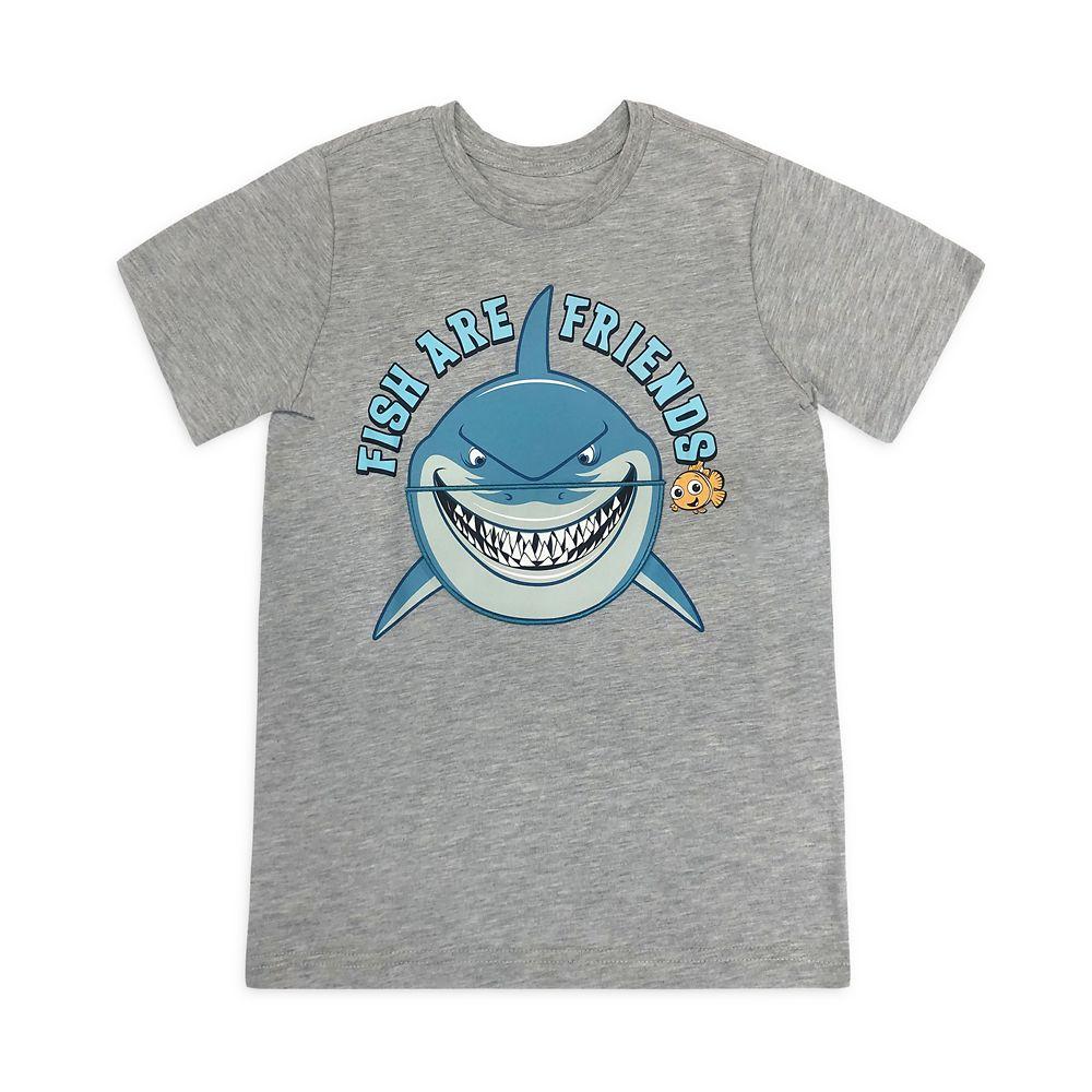 Nemo and Bruce Flip Panel T-Shirt for Kid – Finding Nemo