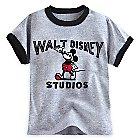 Mickey Mouse Tee for Boys - Walt Disney Studios