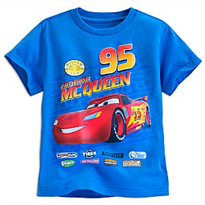 Lightning McQueen Tee for Kids