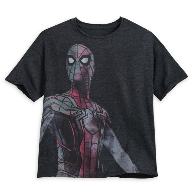 Spider-Man: No Way Home Heathered T-Shirt for Boys