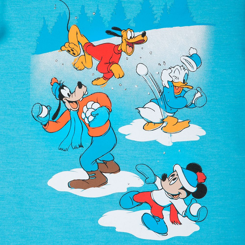 Mickey Mouse and Friends Long Sleeve T-Shirt for Boys