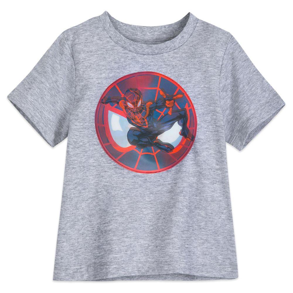 Spider-Man Lenticular T-Shirt for Boys