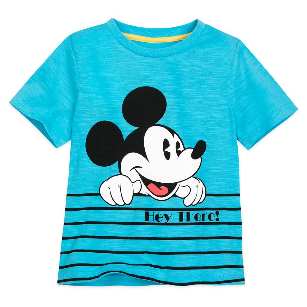 Mickey Mouse T-Shirt for Boys – Summer Fun