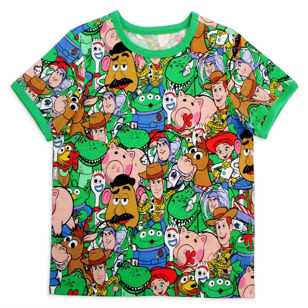 Toy Story Ringer T-Shirt for Boys