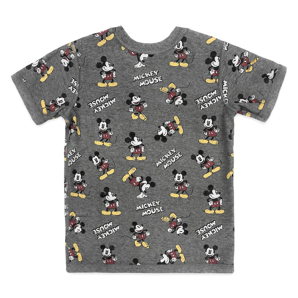 Mickey Mouse Reversible T-Shirt for Kids