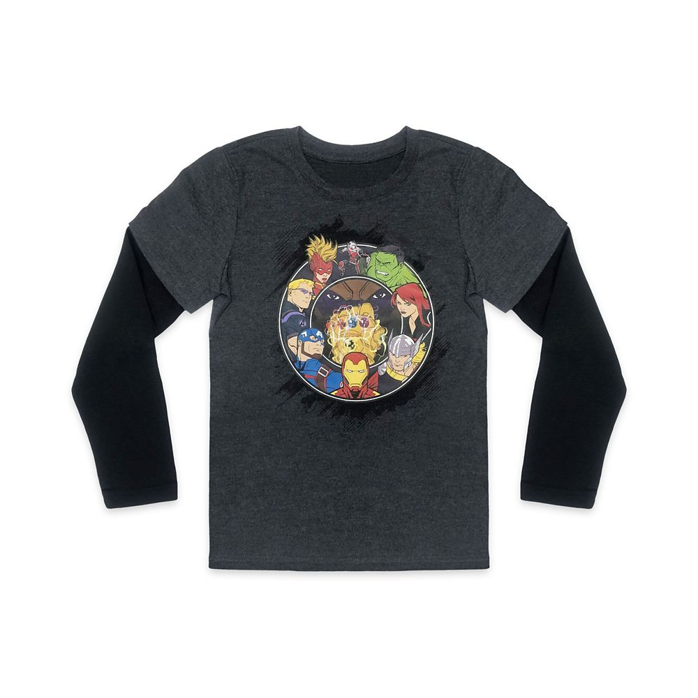 The Avengers Long Sleeve T-Shirt for Kids