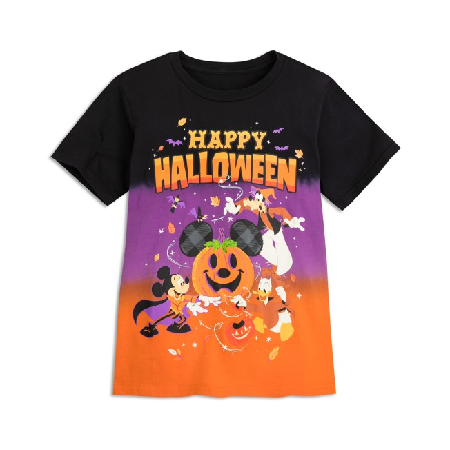 Mickey Mouse and Friends Halloween T-Shirt for Kids