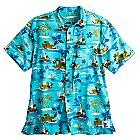 Disney Moana Woven Shirt for Men