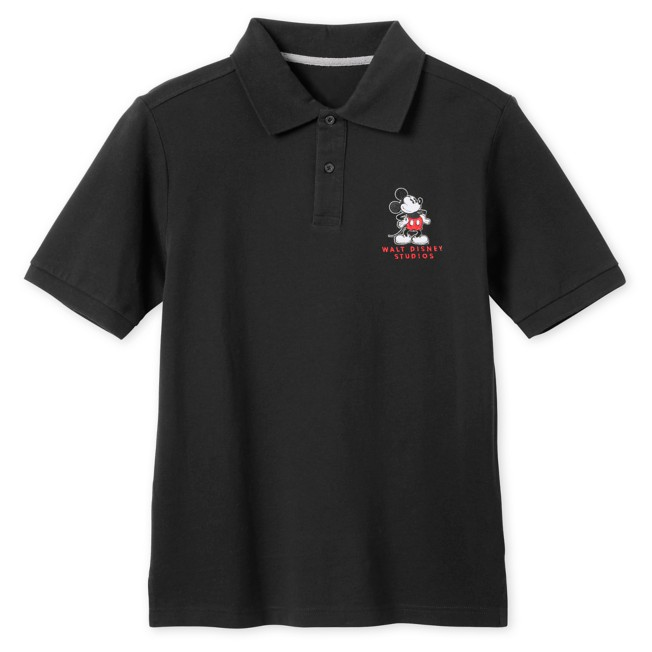 Mickey Mouse Polo for Men – Walt Disney Studios